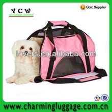 Wholesale outdoor polyester travel pet carrier bag/vietnam pet shop bag