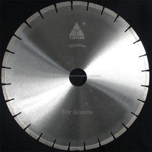 Hubei yintian 350mm/14inch laufen an professionelle rpm diamant sägeblatt granit alibaba china