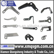 OEM aluminum stainless steel brass metal auto car parts customized