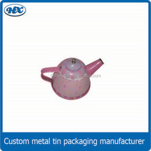 Pink Teapot With Handle