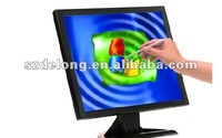 """17"""" Samsung lcd panel touch screen monitor"""