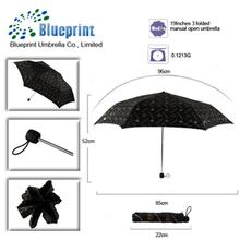 petit manuel ouvert parapluie parapluies chinois cadeau et la prime