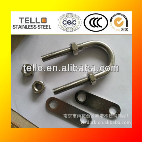 Wholesale tello stainless steel u bolt clamp alibaba