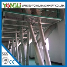 Jiangsu yongli CE ISO approved poultry feed production line