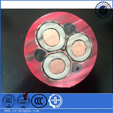 made in China Type MP-GC Three-Conductor Mine Power Feeder Cable 2kV