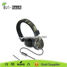 2012 Earphones & Headphones Factory Wired Headset