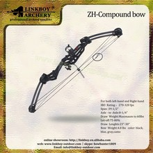 linkboy LBM4 archery bow and arrow ZH compound bow for sale
