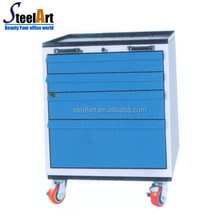 metal furniture industrial cabinet with drawers