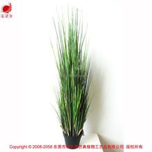 Fake onion grass artificial grass decorative synthetic grass