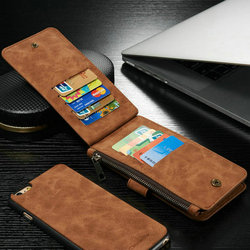 CaseMe Wallet PU Leather Case for iPhone 6, for iPhone 6 Stand Flip Case, for iPhone 6 New Case
