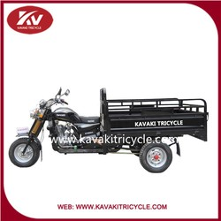 China Guangzhou best selling 150cc 200cc air cooled gas powered tricycle 3 wheel motorcycle