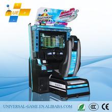 2015 Initial D5 Coin Operated Car Racing Game Machine, Simulator Racing Game Machine, Racing Game Type Driving Car Machine