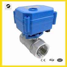 2 way stainless steel electric solenoid valve 6v 9v 24v 110v 220v instead 2W-160-15