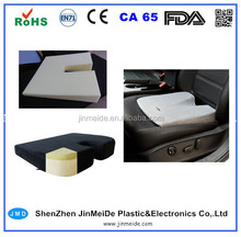 Comfort Massage Wedge Car Seat Cushion / Adjustable Seat Cushion for Car