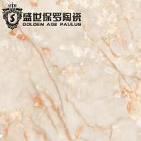 Promotion Indoor high gloss full polished glazed porcelain floor tiles ZIBO for philippines