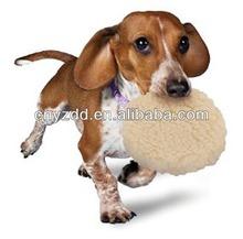 Plush Dog Toys/dog treat ball
