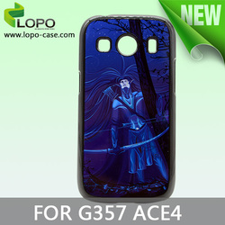 sublimation cell phone case for Samsung Galaxy Ace4 G357