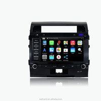 "FineNav 8"" In Dash Android 4.2.2 Car DVD Player for Toyota Land Cruiser 200 with Gps Navi,3G,Wifi,Bluetooth"