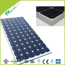 Long term warranty 300W mono solar panel use for house roof electric system