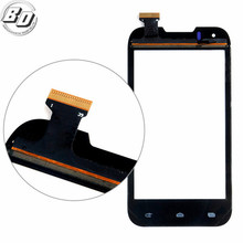 Good feedback wholesale phone spare parts Replacement touch screen panel screen digitizer for Explay Advance TV