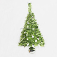 Hot Sale Wall Hanging Dancing Indoor Decoration Christmas Tree