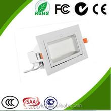 led downlights australia natural light 50w rectangular adjustable downlight