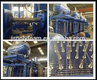 Automatic EPS Fish Box Machine/EPS foam plastic box making machine production Line