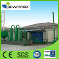 generación eléctrica de biomasa