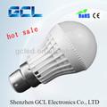 80% de ahorro de energía e27 12 voltios bombilla led