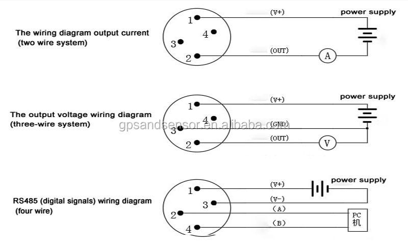 Oil Pressure SensorPressure Plate SensorPressure Sensor Led Light - 3 wire pressure transducer wiring diagram
