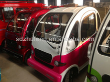 new design smart electric car for 2 passengers
