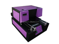 L800 UV Flatbed Printer , Printer head Moving UV printer