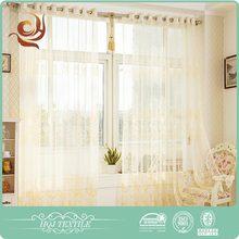 2016 el último diseño hermoso clásico confeccionada cortina de la oficina