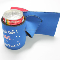 The Most Authentic Awesome Aussie Glove Neoprene Stubby Holders WITH BASE Novelty Stubbie Coolers Beer Bottle Can Cooler