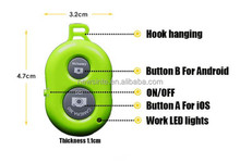 Selfie Bluetooth remote control photograph Self-timer Christmas gift