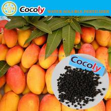 cocoly used mango amino acid granular water soluble fertilizer