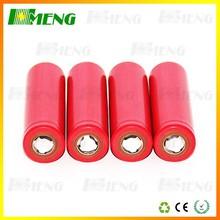 High capacity A grade sanyo 18650 3400mah 3.7v li-ion battery cells Sanyo UR18650 battery