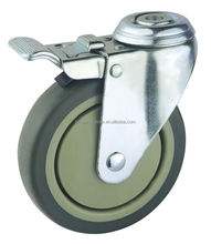swivel PU caster