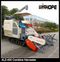 Farming machine 4LZ-4.0 Rice Combine Harvester