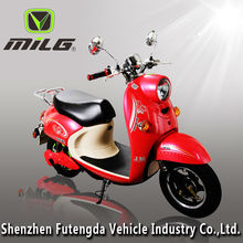 40-50km range per charger and 48v lady's fashion electric motorcycle