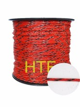 electric fence braided polyrope for horse