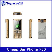 730 2.2 inch new phone dual sim dual cards GSM 850/900/1800/1900 big speaker Spreadtrum 6531 cheap cellphone