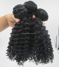 Quality Guarantee 2015 Stock Unprocessed brazilian human hair sew in weave
