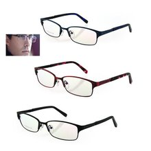 2015 hotsell women men optical frame glasses displays with spring hinge