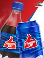 arriba thums bebida suave