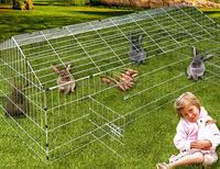 Rabbit Cage/ Movable Rabblit hutch