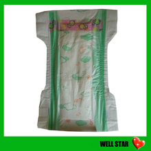 OEM high quality disposable sleepy baby diaper manufacturer