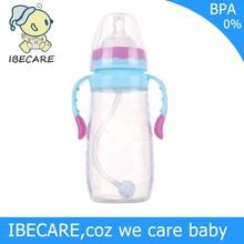 breastfeeding BPA FREE silicone baby bottles