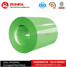 reliable manufacturer of ppgi coil