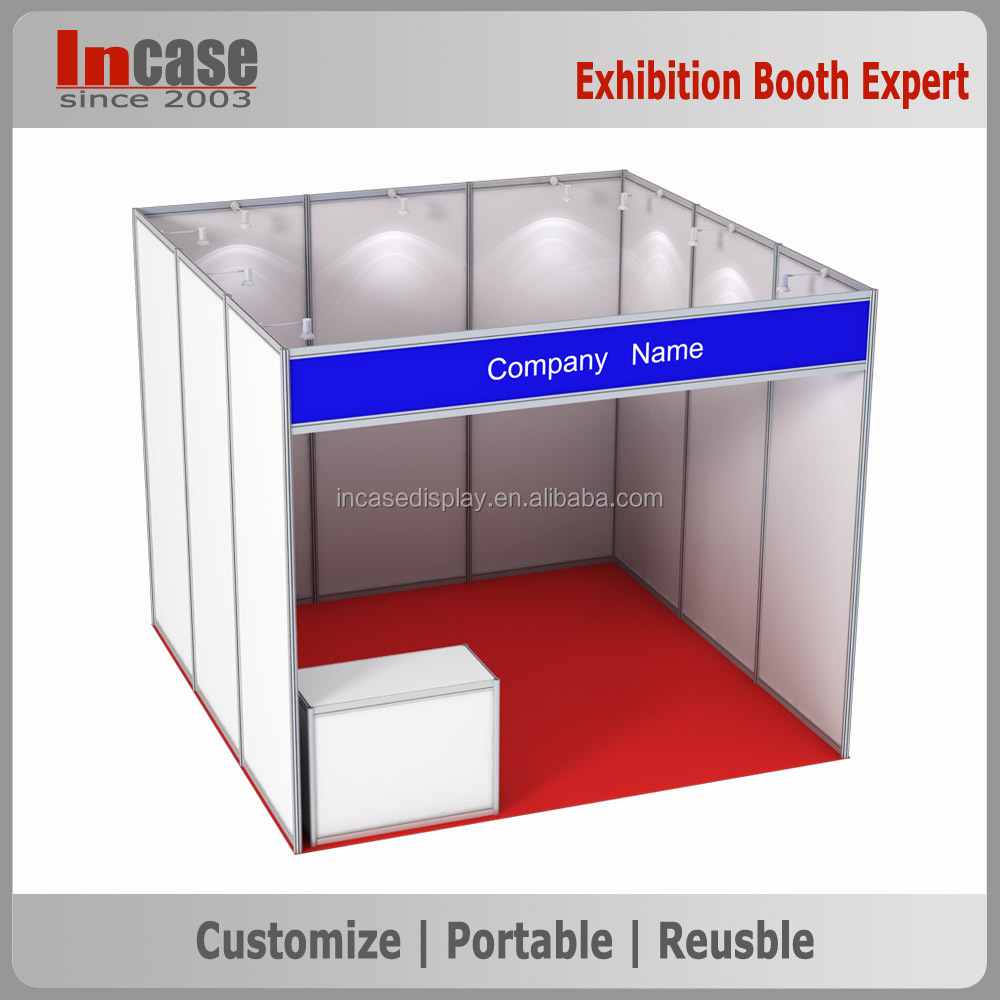 Exhibition Shell Scheme Suppliers : Shell scheme exhibition stands booth buy